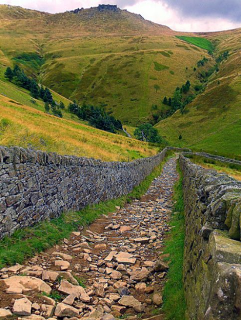 best walks in derbyshire peak district